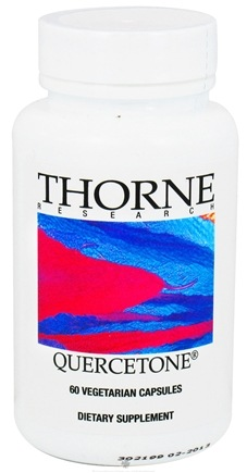 DROPPED: Thorne Research - Quercetone 250 mg. - 60 Vegetarian Capsules