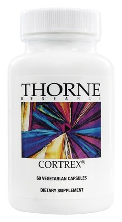 DROPPED: Thorne Research - Cortrex - 60 Vegetarian Capsules