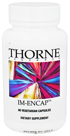 DROPPED: Thorne Research - IM-Encap - 60 Vegetarian Capsules CLEARANCE PRICED
