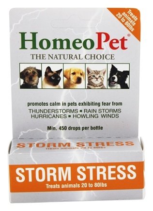 Zoom View - Storm Stress For Dogs 20 to 80 lbs. Liquid Drops