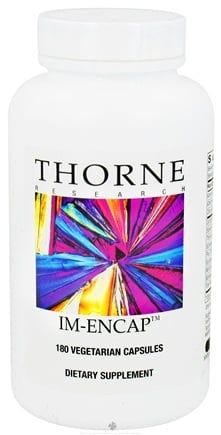 DROPPED: Thorne Research - IM-Encap - 180 Vegetarian Capsules CLEARANCE PRICED