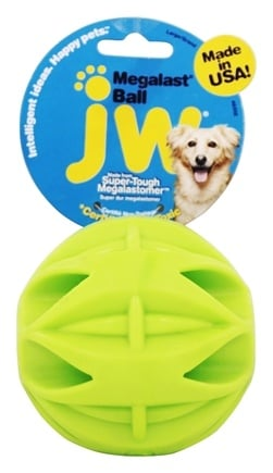 DROPPED: JW Pet Company - Megalast Ball Large