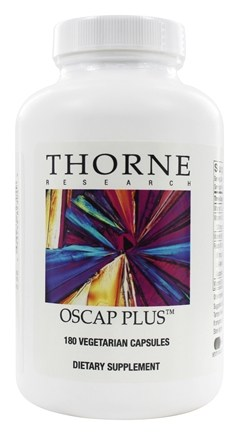 DROPPED: Thorne Research - Oscap Plus - 180 Vegetarian Capsules