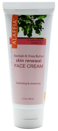 Zoom View - Face Cream Skin Renewal Boabab & Shea Butter