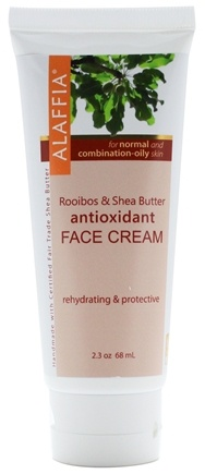 Zoom View - Face Cream Antioxidant Rooibos & Shea Butter