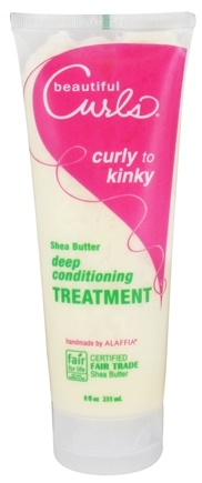 Zoom View - Deep Conditioning Treatment Shea Butter For Curly to Kinky Hair