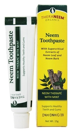 Zoom View - TheraNeem Neem Toothpaste