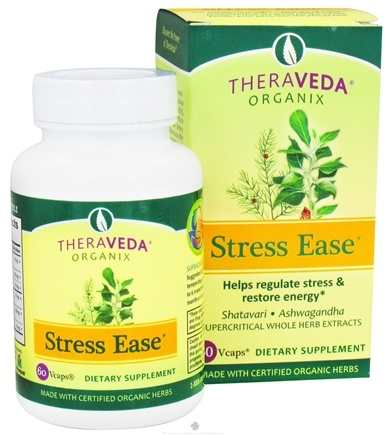 Zoom View - TheraVeda Stress Ease