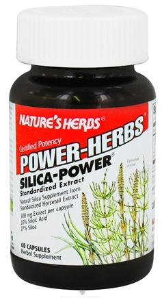 Zoom View - Power Herb Silica