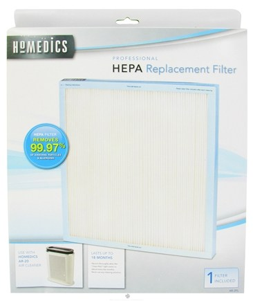 Zoom View - Professional HEPA Replacement Filter AR-2FL