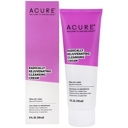 ACURE - Facial Cleansing Creme - 4 oz.