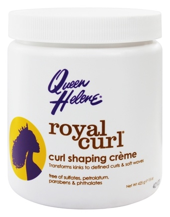 DROPPED: Queen Helene - Royal Curl Shaping Creme - 15 oz.