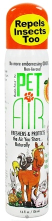 DROPPED: Austin Rose - Pet Air Spray Neutralizer & Repellent - 4.6 oz. CLEARANCE PRICED