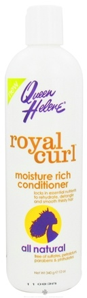 DROPPED: Queen Helene - Royal Curl Moisture Rich Conditioner - 12 oz.