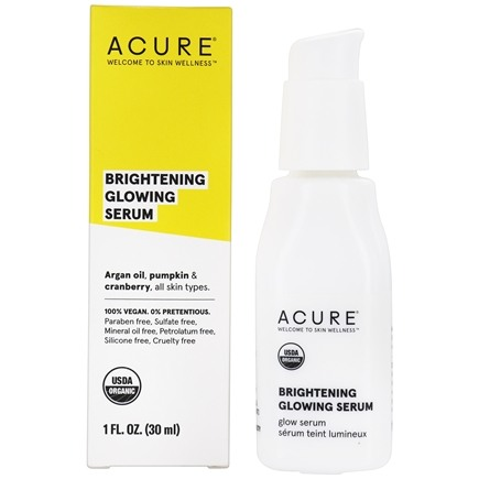 ACURE - Seriously Glowing Facial Serum - 1 oz.