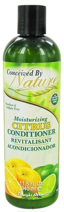 DROPPED: Conceived By Nature - Conditioner Moisturizing Citrus - 11.5 oz. CLEARANCE PRICED