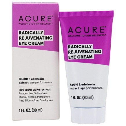 ACURE - Eye Cream Chlorella Growth Factor + Edelweiss Stem Cell - 1 oz.