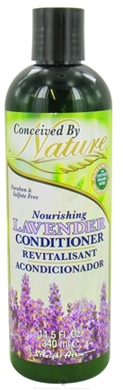 DROPPED: Conceived By Nature - Conditioner Nourishing Lavender - 11.5 oz. CLEARANCE PRICED