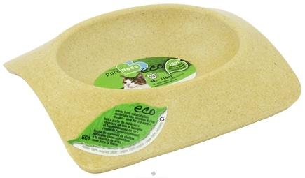 DROPPED: Van Ness - Eco Pet Dish Extra Small - CLEARANCE PRICED