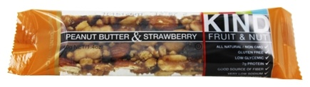Kind Bar - Fruit & Nut Bar Peanut Butter & Strawberry - 1.4 oz.