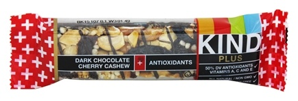 Zoom View - Plus Antioxidant Nutrition Bar