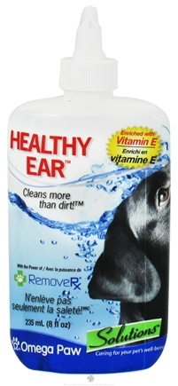 DROPPED: Omega Paw - Solutions Healthy Ear - 8 oz.