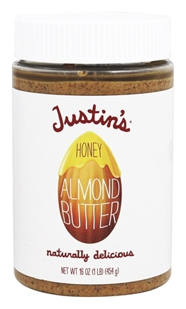 Zoom View - Almond Butter