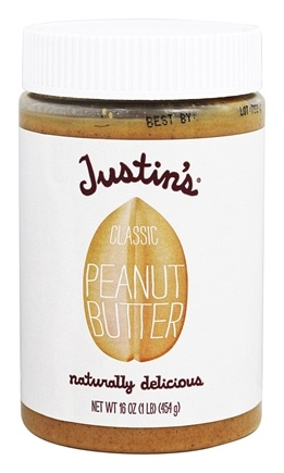 DROPPED: Justin's Nut Butter - Peanut Butter Classic - 16 oz.