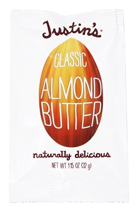 Justin's Nut Butter - Almond Butter Squeeze Pack Classic - 1.15 oz.