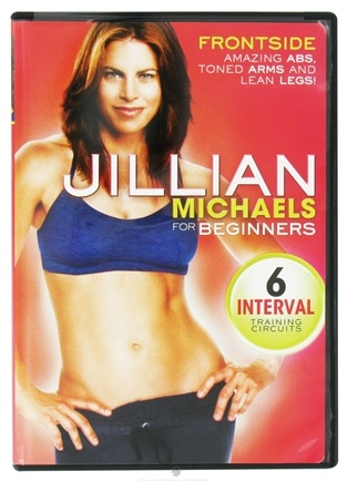 Zoom View - Jillian Michaels for Beginners: Frontside DVD