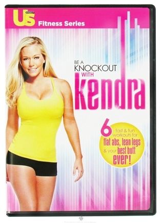 Zoom View - Be A Knockout With Kendra DVD