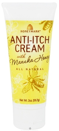 DROPPED: Honeymark - Anti-Itch Cream with Manuka Honey - 2 oz.