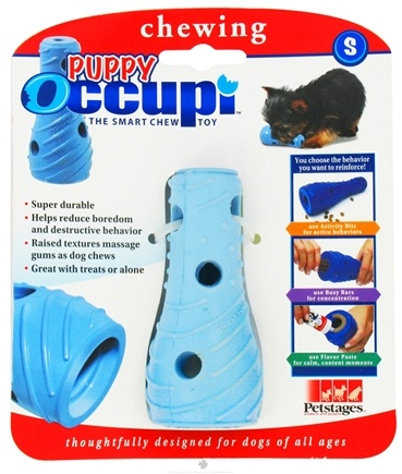 DROPPED: Petstages - Occupi Puppy Dog Toy Small - CLEARANCE PRICED
