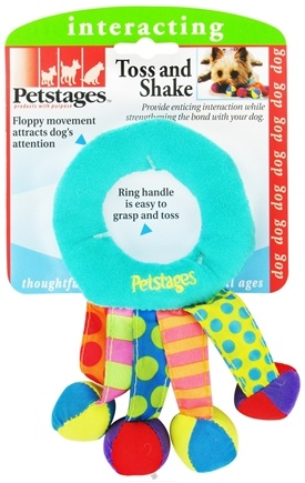 DROPPED: Petstages - Toss And Shake Dog Toy