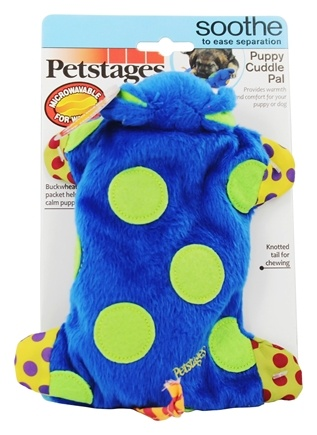 DROPPED: Petstages - Puppy Cuddle Pal