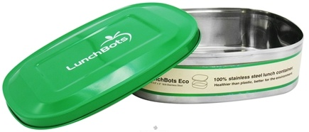 DROPPED: LunchBots - Eco 100% Stainless Steel Lunch Container