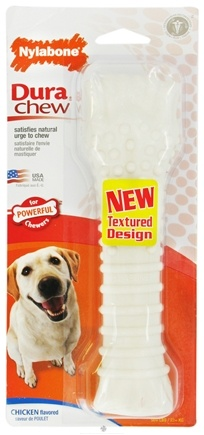 Zoom View - Dura Chew Textured Bone Souper For Powerful Chewers 50+ lbs.