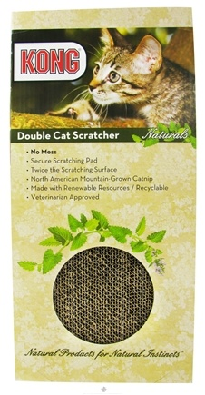 DROPPED: Kong - Naturals Double Cat Scratcher
