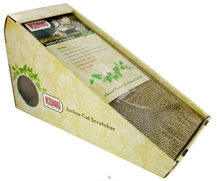 Zoom View - Naturals Incline Cat Scratcher