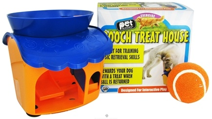 Zoom View - Pooch Treat House