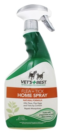 Vet's Best - Flea & Tick Home Spray - 32 oz.