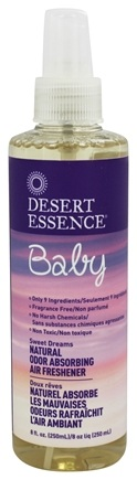 DROPPED: Desert Essence - Baby Sweet Dreams Natural Odor Absorbing Air Freshener - 8 oz.