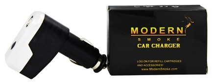 DROPPED: Modern Smoke - Electronic Cigarette Car Charger - CLEARANCE PRICED