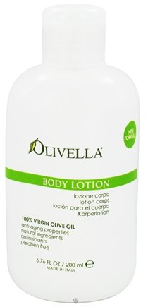 DROPPED: Olivella - Virgin Olive Oil Body Lotion - 6.76 oz. CLEARANCE PRICED