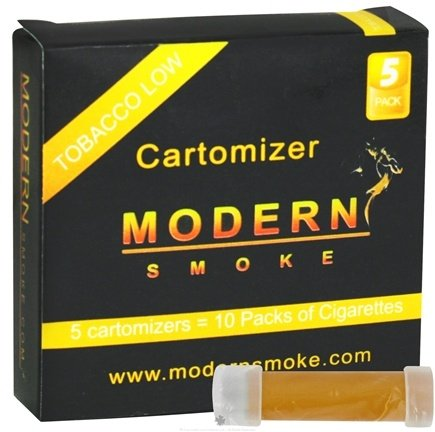 Zoom View - Electronic Cigarette Cartomizer