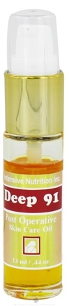 Zoom View - Deep 91 Post Operative Skin Care Oil