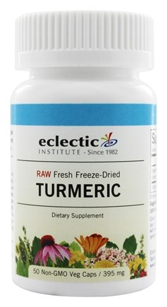 Zoom View - Turmeric Root Fresh Raw Freeze-Dried