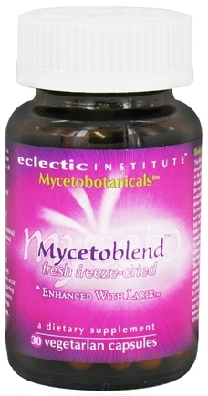 Zoom View - Mycetobotanicals Mycetoblend Fresh Freeze-Dried