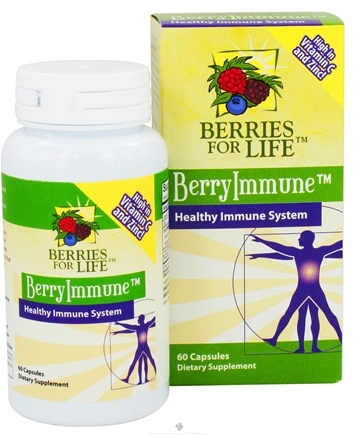 Zoom View - BerryImmune for Healthy Immune System
