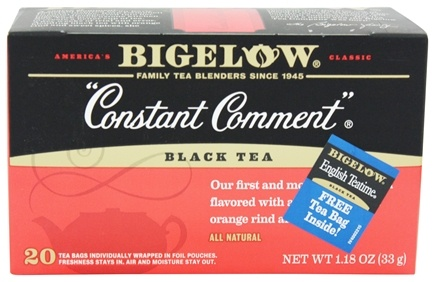 Zoom View - Black Tea Constant Comment Decaffeinated
